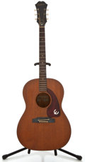 Musical Instruments:Acoustic Guitars, 1965 Epiphone Caballero Mahogany Acoustic Guitar, #255886....