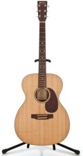 Musical Instruments:Acoustic Guitars, Martin 000M Natural Acoustic Guitar, #767532....
