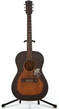 Musical Instruments:Acoustic Guitars, 1963 Gibson LG1 Refinished Acoustic Guitar, #117124....
