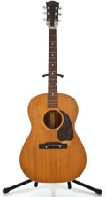 Musical Instruments:Acoustic Guitars, 1951 Gibson LG-3 Natural Acoustic Guitar, #6693 22....