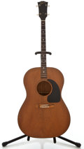 Musical Instruments:Acoustic Guitars, 1963 Gibson TG-0 Mahogany Acoustic Tenor Guitar, #110949....