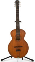 Musical Instruments:Acoustic Guitars, 1917 Gibson L-1 Natural Acoustic Guitar, #34194....
