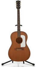 Musical Instruments:Acoustic Guitars, 1967 Gibson LG-0 Mahogany Acoustic Guitar, #064579....