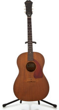 Musical Instruments:Acoustic Guitars, 1964 Epiphone Caballero Mahogany Acoustic Electric Guitar,#184602....