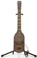 Musical Instruments:Lap Steel Guitars, 1947 Supro MOTS Lap Steel Guitar, #V6978....