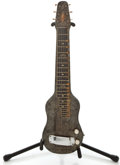 Musical Instruments:Lap Steel Guitars, 1940's Dickerson MOTS Lap Steel Guitar....
