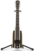 Musical Instruments:Lap Steel Guitars, 1940 National Dynamic Black Lap Steel Guitar, #C3911....
