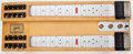 Musical Instruments:Lap Steel Guitars, 1950's Gibson Console Grande Natural Lap Steel Guitar, #63263....