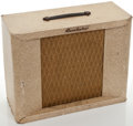Musical Instruments:Amplifiers, PA, & Effects, 1950's Danelectro 78A Tan Guitar Amplifier....