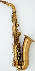 Musical Instruments:Horns & Wind Instruments, Conn Naked Lady Alto Saxophone, #M265680A....