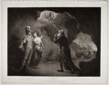 Antiques:Posters & Prints, Engraved Print from Boydell's Shakespeare Entitled,Tempest. Cheapside: J. & J. Boydell, 1800. Gener...