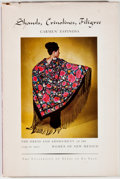 Books:First Editions, Carmen Espinosa. Shawls, Crinolines, Filigree: The Dress andAdornment of the Women of New Mexico 1739-1900. El Paso...