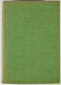 Books:First Editions, William Sloane [editor]. Stories for Tomorrow. London: Eyre& Spottiswoode, [1955]. First edition. Octavo. Publisher's b...