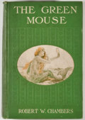 Books:First Editions, Robert W. Chambers. The Green Mouse. New York: D. Appleton,1910. First edition. Octavo. Publisher's binding with mi...
