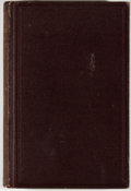 Books:First Editions, John Edgar Johnson. The Monks Before Christ: Their Spirit andTheir History. Boston: A. Williams, 1870. First ed...