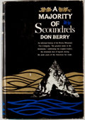Books:First Editions, Don Berry. A Majority of Scoundrels: An Informal History of theRocky Mountain Fur Company. New York: Harper & B...
