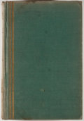 Books:Non-fiction, Mary Austin. Earth Horizon. New York: Literary Guild, 1932. Octavo. Publisher's binding with minor rubbing and s...