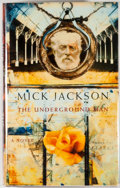Books:First Editions, Group of Two First Edition Books Published by Picador, including:Mick Jackson. The Underground Man. New York: P... (Total: 2Items)
