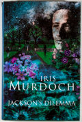Books:Signed Editions, Iris Murdoch. SIGNED. Jackson's Dilemma. London: Chatto & Windus, [1995]. First edition, first printing. Signed by...