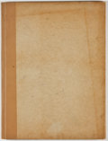 Books:First Editions, I. V. Gillis and Pai Ping-Ch'i [editors]. Japanese PersonalNames. Peking: [n. p.], 1940. First edition. Quarto....