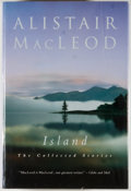 Books:Signed Editions, Alistair MacLeod. SIGNED. Island. [Toronto]: McClelland & Stewart, [2000]. First edition, first printing. Sign...