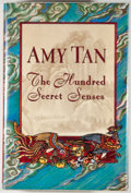 Books:Signed Editions, Amy Tan. SIGNED. The Hundred Secret Senses. New York: Putnam, [1995]. First edition, first printing. Signed by Tan...