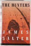 Books:Signed Editions, James Salter. Group of Two Signed Books, including: The Hunters. Washington: Counterpoint, [1997]. Later edition, fi... (Total: 2 Items)