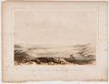 Antiques:Posters & Prints, Lot of 12 Vintage Plates Featuring Various California Scenes Circa1853....
