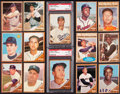 Baseball Cards:Sets, 1962 Topps Complete Set (598) Plus Three Variations. ...