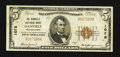 National Bank Notes:Pennsylvania, Danville, PA - $5 1929 Ty. 1 The Danville NB Ch. # 1078. ...