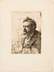 ANDERS LEONARD ZORN (Swedish, 1860-1920) Senator Billy Mason, 1900 Etching on paper 7-3/4 x 5-5/8 inches (19.8 x 14.2