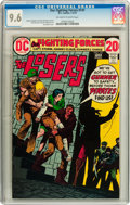 Bronze Age (1970-1979):War, Our Fighting Forces #141 (DC, 1973) CGC NM+ 9.6 Off-white to white pages....