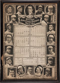 Baseball Collectibles:Others, 1910 Chicago White Sox Calendar Supplement....