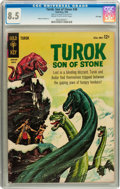 Silver Age (1956-1969):Adventure, Turok, Son of Stone #38 File Copy (Gold Key, 1964) CGC VF+ 8.5 Cream to off-white pages....