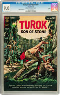 Silver Age (1956-1969):Adventure, Turok, Son of Stone #39 File Copy (Gold Key, 1964) CGC VF/NM 9.0 Cream to off-white pages....