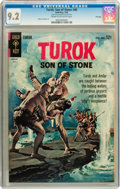Silver Age (1956-1969):Adventure, Turok, Son of Stone #40 File Copy (Gold Key, 1964) CGC NM- 9.2 Cream to off-white pages....