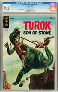 Silver Age (1956-1969):Adventure, Turok, Son of Stone #53 File Copy (Gold Key, 1966) CGC NM- 9.2 Cream to off-white pages....