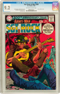 Silver Age (1956-1969):War, Our Army at War #200 (DC, 1968) CGC NM- 9.2 Off-white to white pages....