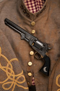 Handguns, Rare and Historic Engraved Second Model J.H. Dance and Brothers Confederate Dragoon Percussion Revolver Exhibited at the New Y... (Total: 2 Items)
