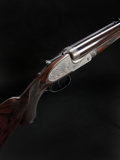 Long Guns, *Cased Rare .475 No. 2 Nitro Express Holland & Holland Royal Double Rifle....