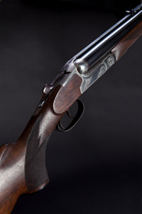 **.470 Nitro Express Heym Safari Double Barrel Rifle