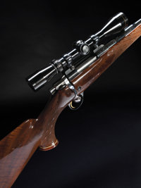 **.243 Win. Browning FN High Power Medallion Bolt Action Rifle with Telescopic Sight