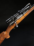 Long Guns:Bolt Action, **Browning FN High Power Medallion Bolt Action Rifle withTelescopic Sight....