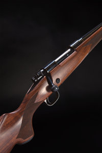 **.300 WM Winchester Model 70 Classic Super Grade Safari Club Anniversary Edition in Factory Box
