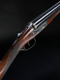 Shotgun:Double Barrel, **20 gauge Holland & Holland Boxlock Ejector Double Barrel Shotgun....