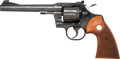 Handguns:Double Action Revolver, **Colt Officers Match Model Double Action Revolver....