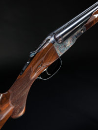 *28 Gauge Parker Upgraded CHE Double Barrel Shotgun