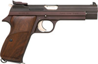 **Boxed Sig Arms Model P210 Semi-Automatic Pistol