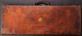 Arms Accessories, Purdey Leather Two Shotgun Trunk Case....