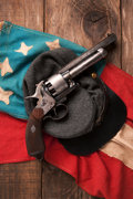 Handguns, French Second Model LeMat Percussion Revolver....